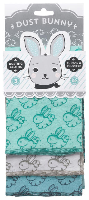Dust Bunny Dusting Cloth Set