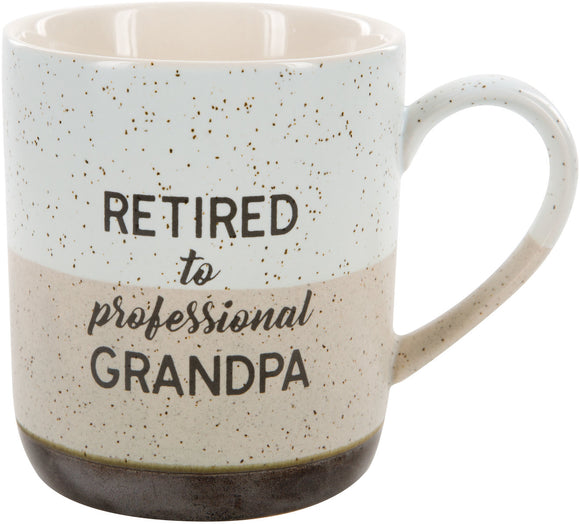 Retired Grandpa