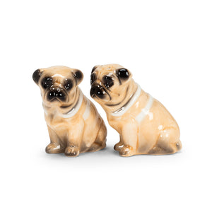 Pug salt and pepper