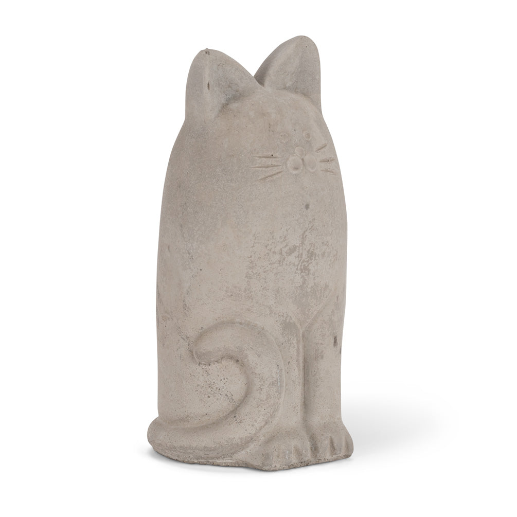 Sitting Cat Figure