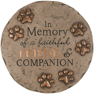 Pet Memory Stepping Stone