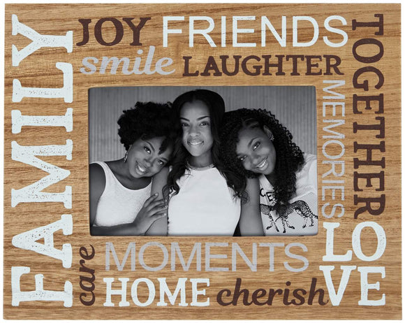 Family Moments Photo Frame