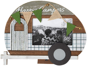 Happy Camper Photo Frame