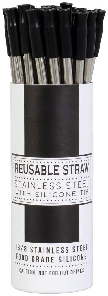 Individual Reusable Straws