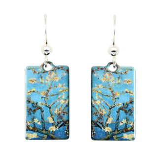 Almond Blossoms Earrings