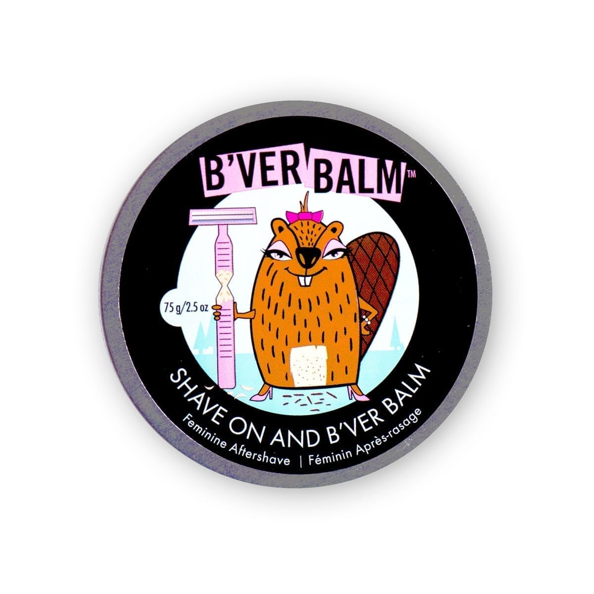 B'ver Balm Aftershave Balm