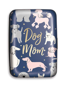 Credit Card Case Dog Mom