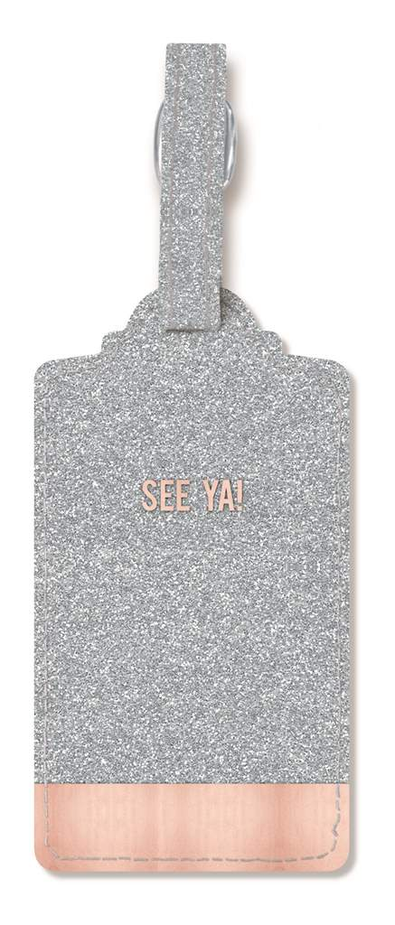 See Ya! Luggage Tag