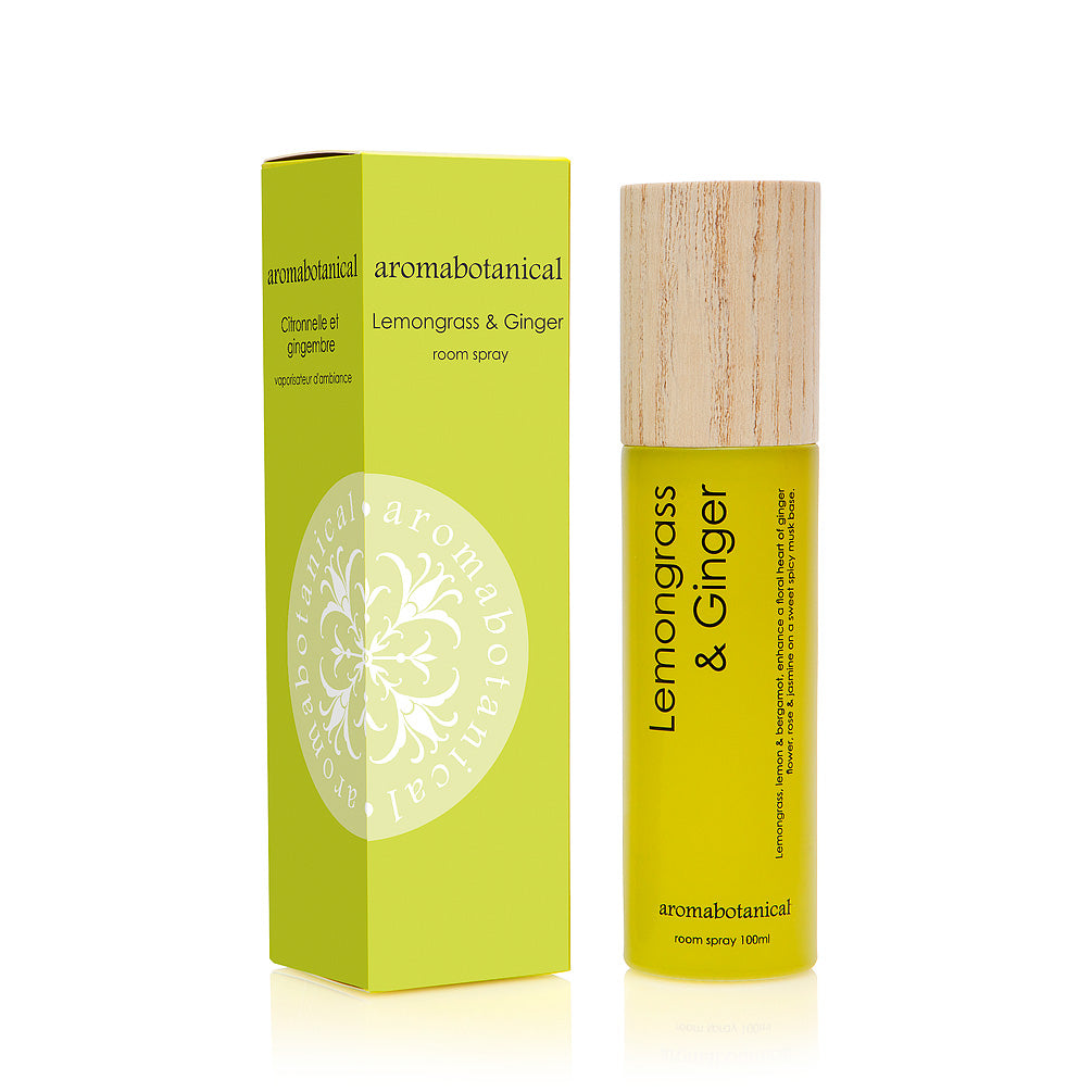 Lemongrass & Ginger Room Spray
