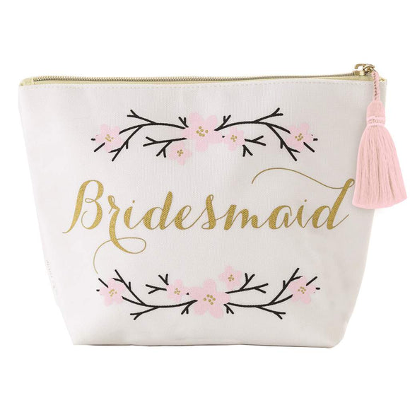 Bridesmaid Carryall Pouch
