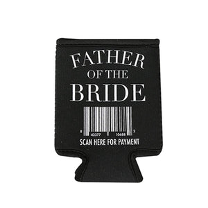 Father of the Bride Beverage Sleeve