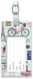 Bicycle Luggage Tag