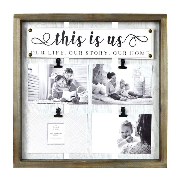 This Is Us Box Frame