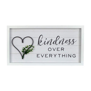 Kindness Wall Sign