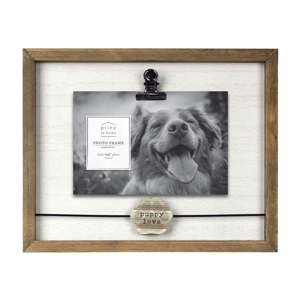 Puppy Love Photo Frame
