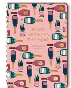 Read Between the Wines Guided Journal