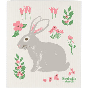 Bunny Swedish Dishcloth