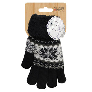 Baby winter gloves and mitts