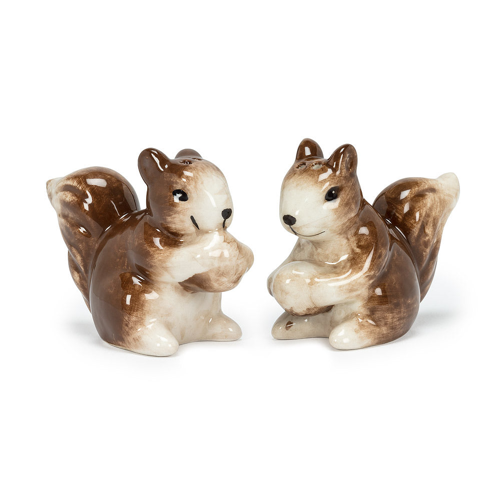 Squirrel Salt and Pepper Shaker