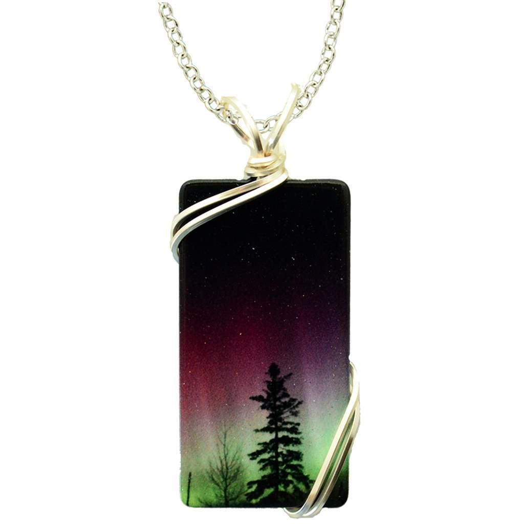 Forest of Lights Necklace