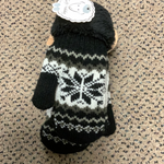 Load image into Gallery viewer, Baby winter gloves and mitts