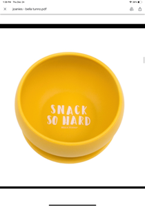 Baby Suction Cup Bowls
