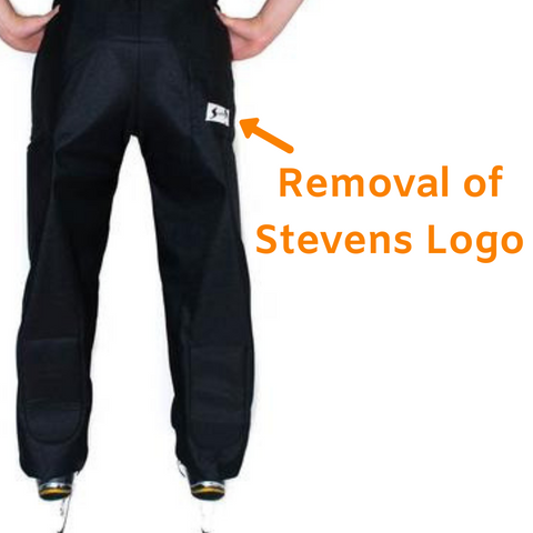 Custom Stevens Padded Referee Pants without logo
