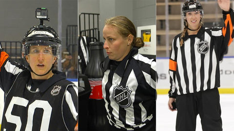 Four women to officiate in NHL rookie tournaments
