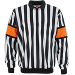 CCM Pro150B Hockey Referee Jersey with Arm Bands Sewn In