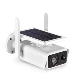Solar Camera 1080P Waterproof Rainproof