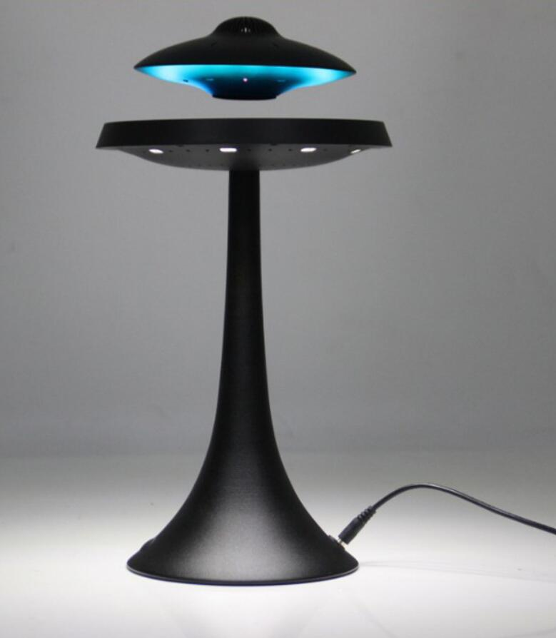 UFO magnetic levitation stereo wireless charging blue-tooth speakers & lamp - shop416.com
