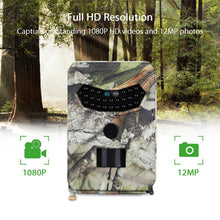 Load image into Gallery viewer, Hunting camera HD camera image sensor - shop416.com