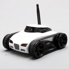 Load image into Gallery viewer, Mini camera remote control electric tank car
