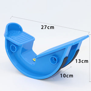 Foot Stretcher Rocker Calf Ankle Stretch Board For Achilles Tendonitis Muscle Massage Fitness Pedal Stretcher Plant Yoga