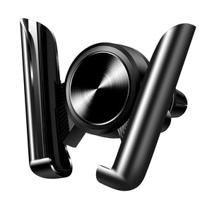 Car bracket for mobile telephone Air vent mount Cradle Universal Car Phone Holder