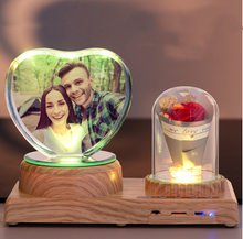 Load image into Gallery viewer, Bluetooth Speaker Character Photo Customization Night Light