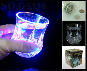 Induction plastic cup