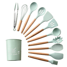 Load image into Gallery viewer, German silicone spatula kitchenware set