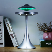 Load image into Gallery viewer, UFO magnetic levitation stereo wireless charging blue-tooth speakers & lamp - shop416.com