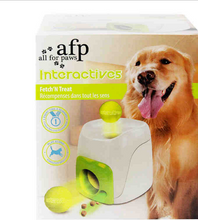 Load image into Gallery viewer, Pet Automatic Interactive Ball Launcher & Pet Intelligence series reward machine - shop416.com