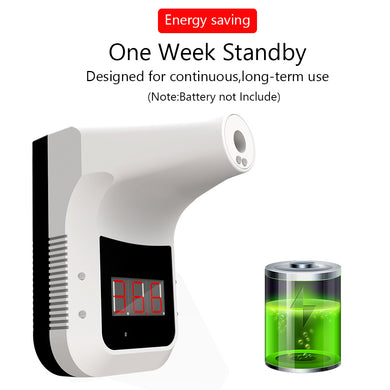 Wall Mounted Non-contact Infrared Thermometer - shop416.com