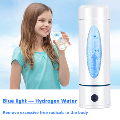 Hydrogen-rich healthy 1300-2000 ppb water cup bottle mineral water - shop416.com
