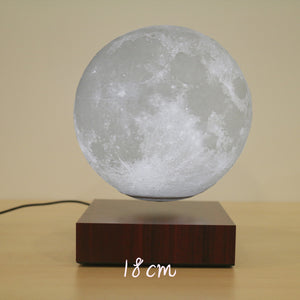 Levitating Moon mars earth Lamp Magnetic Floating LED Night Light