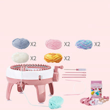 Load image into Gallery viewer, Automatic hand-cranked sweater knitting machine knitting sweater handmade diy