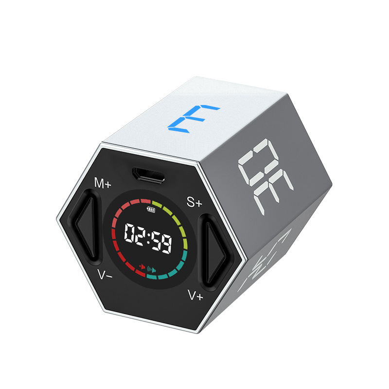 Creative Timer Kitchen Reminder Alarm Clock