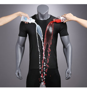 Sports Waterproof Breathable Anti-fouling T-shirt - shop416.com