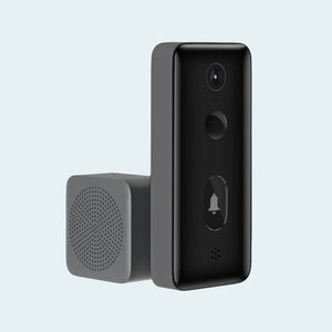 Smart doorbell cat eye camera