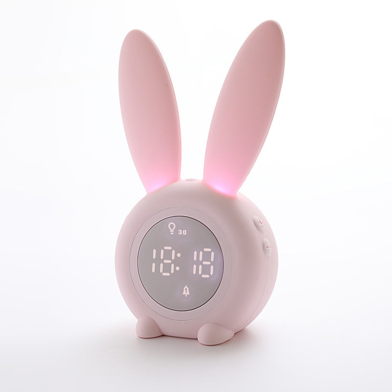 Cute Rabbit Alarm Clock