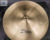 "18"" Avedis Zildjian High China"