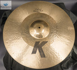 "*SOLD* 21"" Zildjian K Custom Hybrid Ride Cymbal"